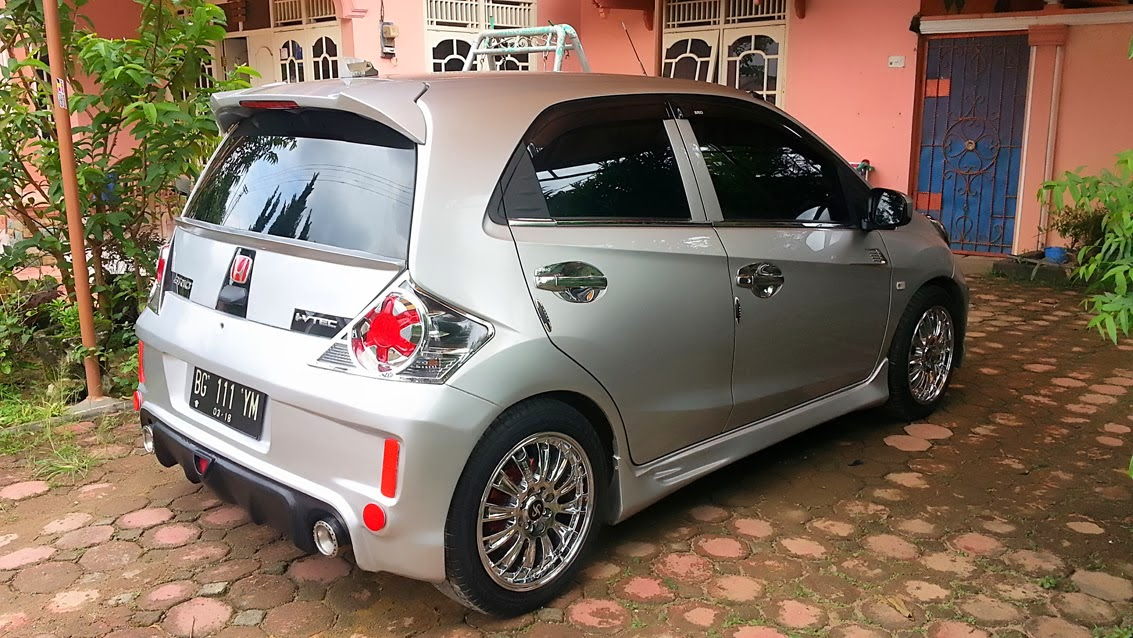 Modifikasi Honda Brio 2014