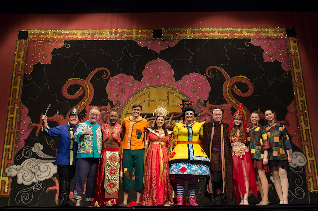 Aladdin Tyne Theatre Newcastle