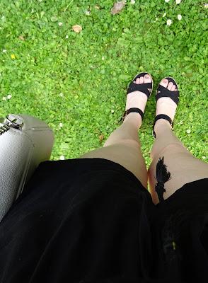 1 Pièce, 2 Looks : La combi-short noire version habillée