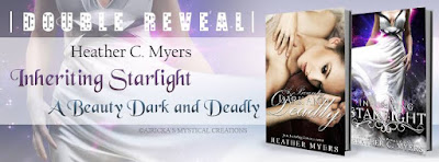 Double Cover Reveal featuring Heather C. Myers!