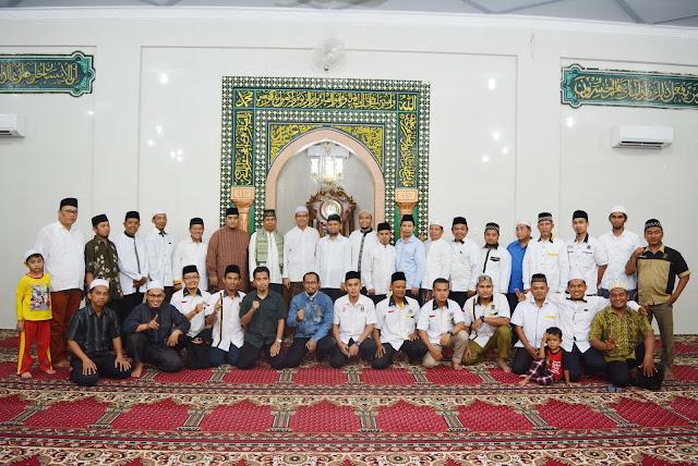 Salman Alfarisi : Gelorakan Semangat Persatuan Ummat dari Masjid ke Masjid