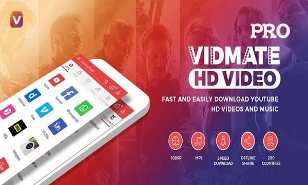 Vidmate – HD Video Music Downloader v4.2309 [Mod Ad-Free]