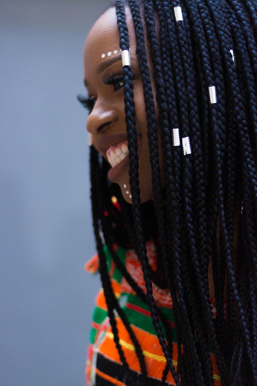 Fulani Braids & Beads