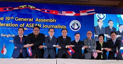 Wartawan ASEAN Melawan Fake News
