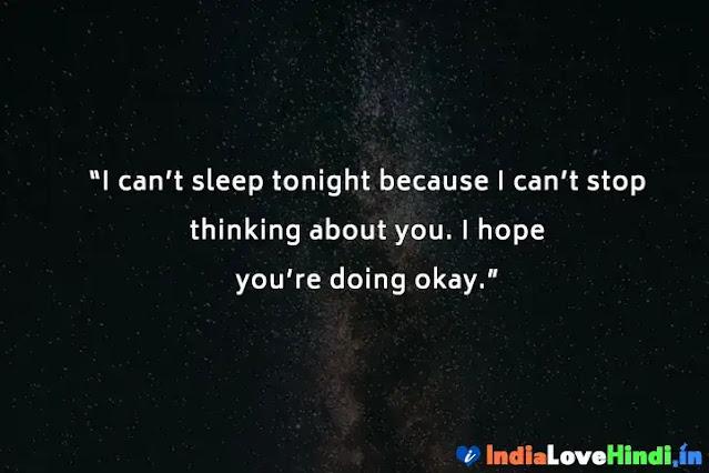 good night status for ex girlfriend