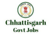 Chhattisgarh School Education jobs,latest govt jobs,govt jobs,Guest Teacher jobs