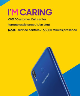 Samsung Galaxy M Series Phones M10, M20 *{ Pre-Order }* Online Registration  on Amazon
