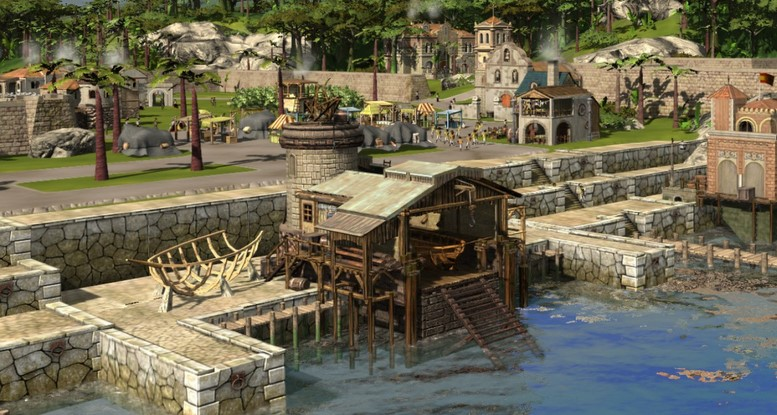 Port Royale 3 Pirates & Merchants PC Full Español