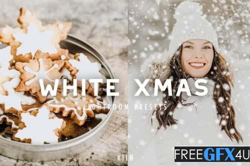 10 WHITE CHRISTMAS