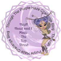 I made Top 3 at Through The Purple Haze