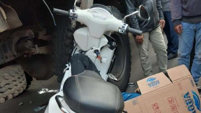Pegawai MetroTV Tewas Usai Tabrak Truk Sampah yang Parkir di Cakung