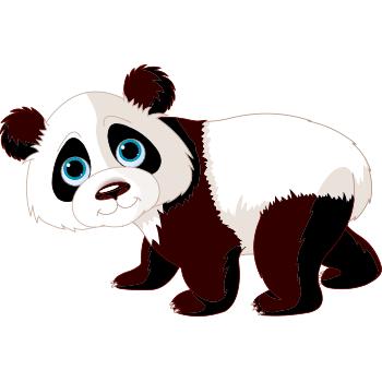 Panda on the Move