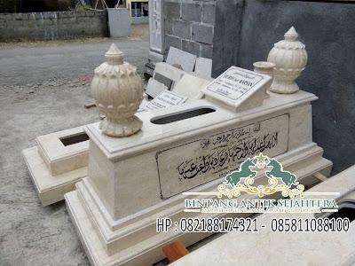 Pengertian Kijing Kuburan, Kijing Makam Sederhana, Kijing Makam Surabaya