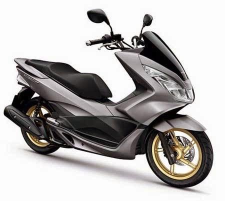 fitur terbaru Honda PCX 150 2015
