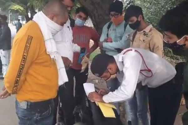 faridabad-police-total-challan-without-mask-and-income