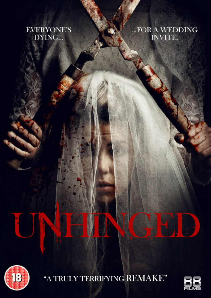 unhinged remake poster