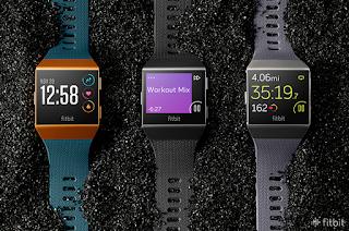 Riprodurre brani musicali su Fitbit watch