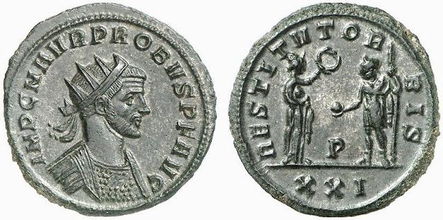 Antoniniano de Probo