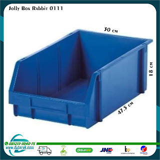 Jolly Box Rabbit 0111