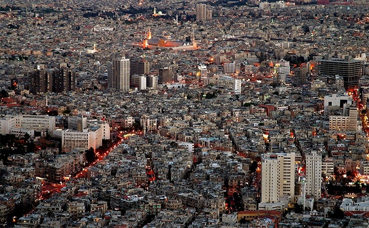 oldest cities, Damascus, Syria