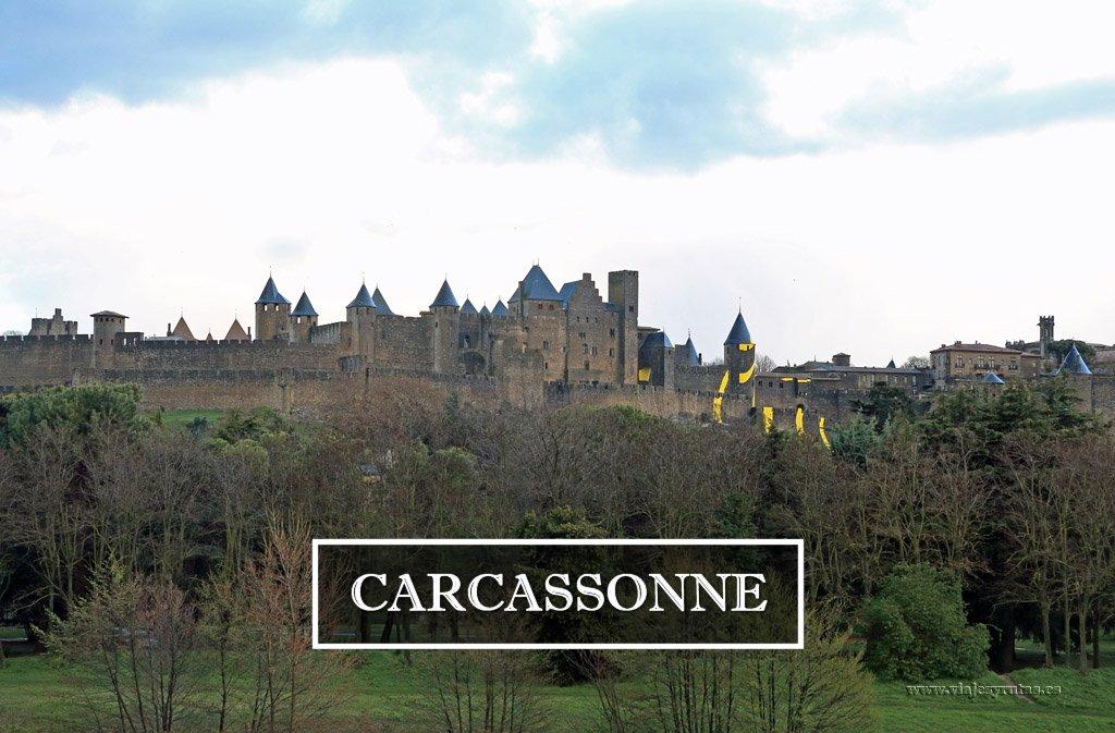 Qué ver en Carcassonne ciudad medieval fortificada