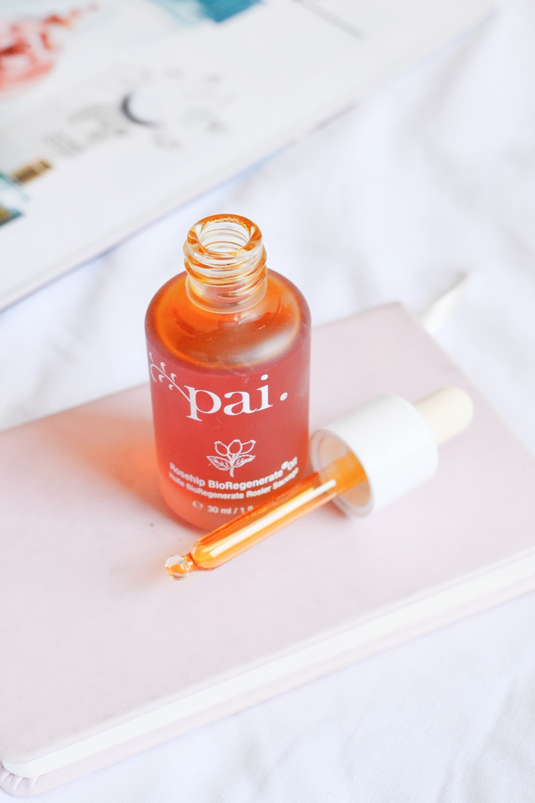 pai rose hip oil review
