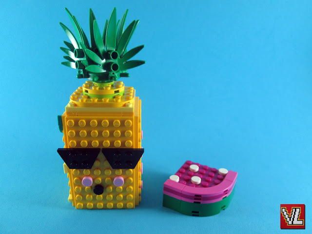 Set LEGO DOTS 41906 Pineapple Pencil Holder