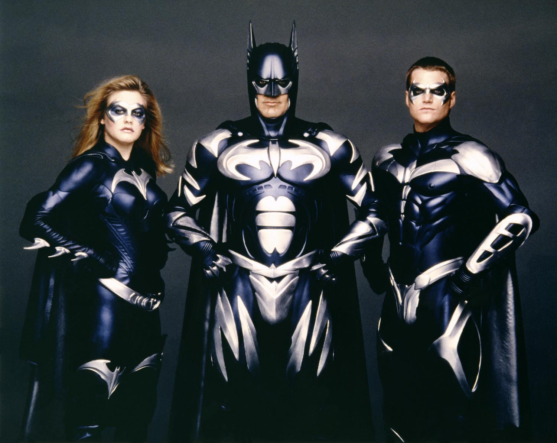 batman i robin batman forever batwoman