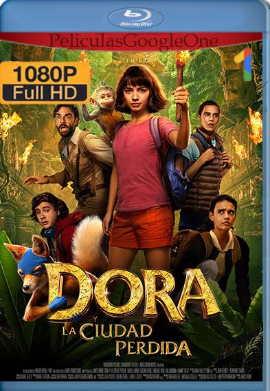 Dora y La Ciudad Perdida (2019) BRRip [1080p] Latino-Inglés [GoogleDrive] Jashen