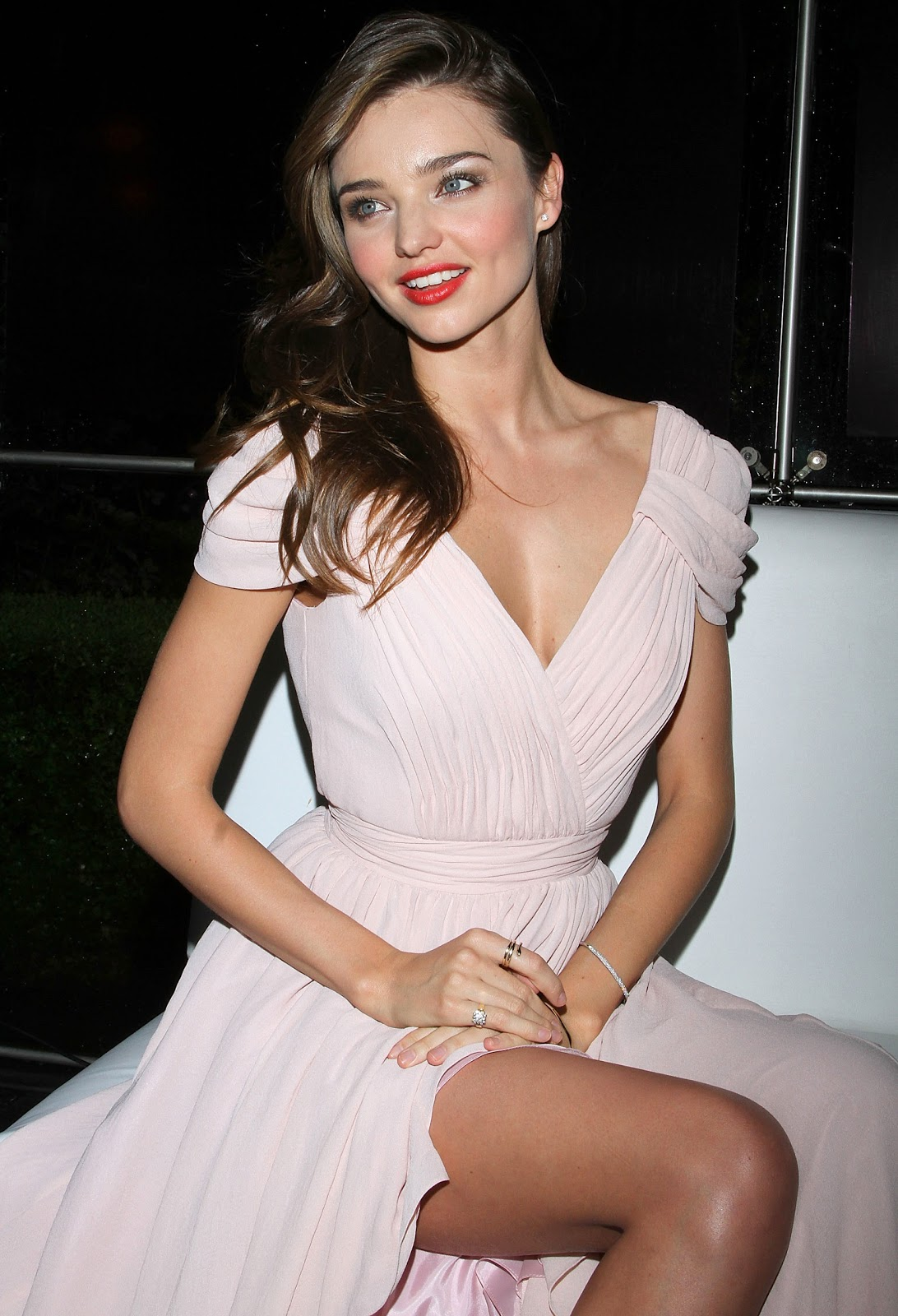 Miranda Kerr S Best Style Looks Ever: The Dress Of Every Girl's Dreams Worn By Miranda Kerr