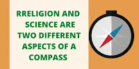 There is no difference between Religion & Science, RELIGION AND SCIENCE ARE SAME
