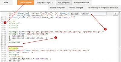 Cara Merubah Alamat Blogspot.co.id Menjadi Blogspot.com