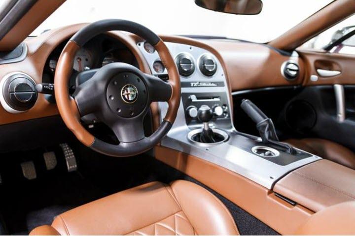 Rao bán Alfa Romeo Zagato TZ3 Stradale, một trong những xe hiếm nhất hành tinh