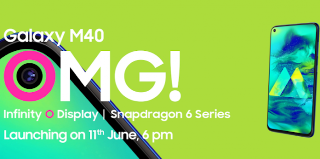 Samsung Galaxy M40 India Launch: Specs, Price and Availability [Update: Launch Date]