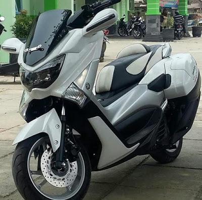 71 Modifikasi Motor Yamaha Nmax Foto Gambar Terbaru 2017 Olhcparish