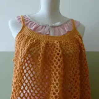 Suéter Veraniego a Crochet