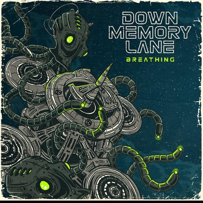 "Down Memory Lane stream new album ""Breathing"""