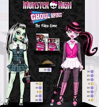 Monster High Shop