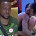BBNaija: What Khafi Was Spotted Doing With Omashola In The Garden [Video]