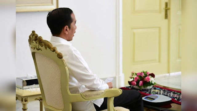 Hasil Tes Corona Jokowi dan Para Menteri tak akan Diumumkan ke Publik