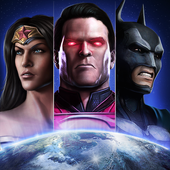 Download Injustice: Gods Among Us For iPhone and Android XAPK