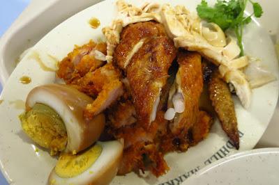 SP3 Chicken Rice, chicken