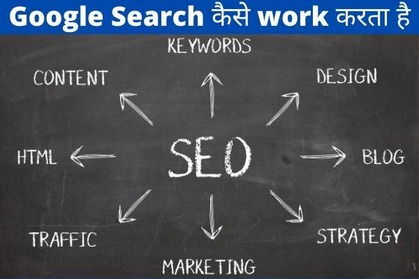 Google Search Work Kaise Karta Hai?