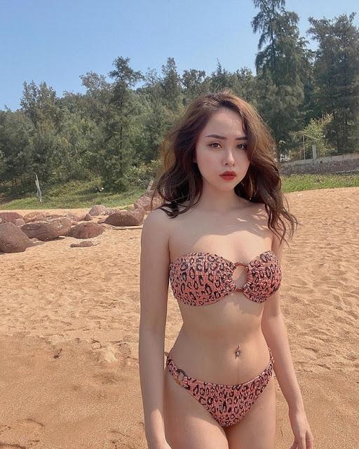 Sugar Baby Quảng Ninh Thúy Vy da trắng, mặt xinh, ngoan, hiền