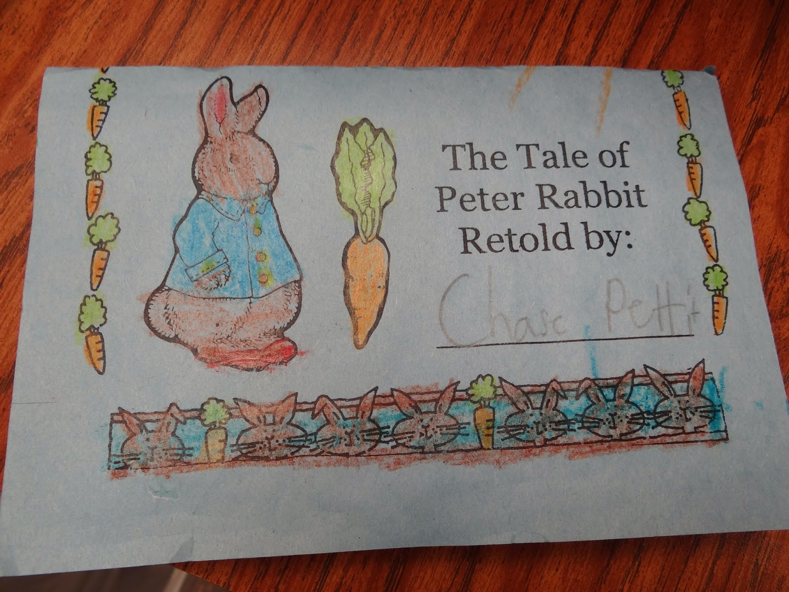 Patties Classroom Easter Fun With Peter Rabbit Pop Up Books