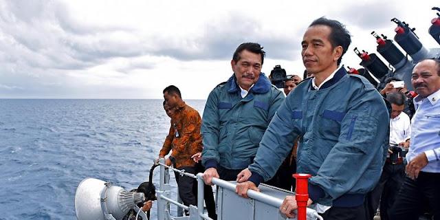 Indonesia Akan Ubah Laut China Selatan jadi Laut Natuna