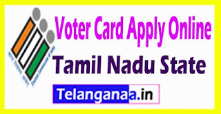 How to Apply Voter ID Card Online in Tamil Nadu