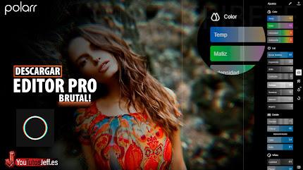 Editor de Fotos Profesional, Descargar Polarr para PC