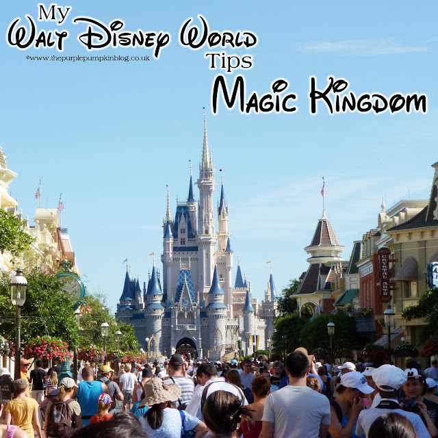 16 Magic Kingdom {Walt Disney World} Tips!