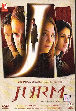 Poster Of Hindi Movie Jurm 2005 Full HD Movie Free Download 720P Watch Online